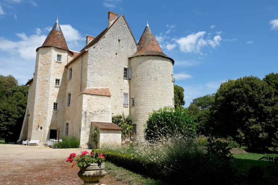 Forteresse-Chateau de Rouvray-Chambon