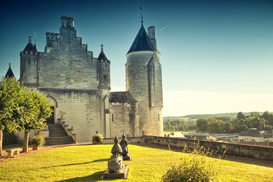Logis royal de Loches - @BlackNegative